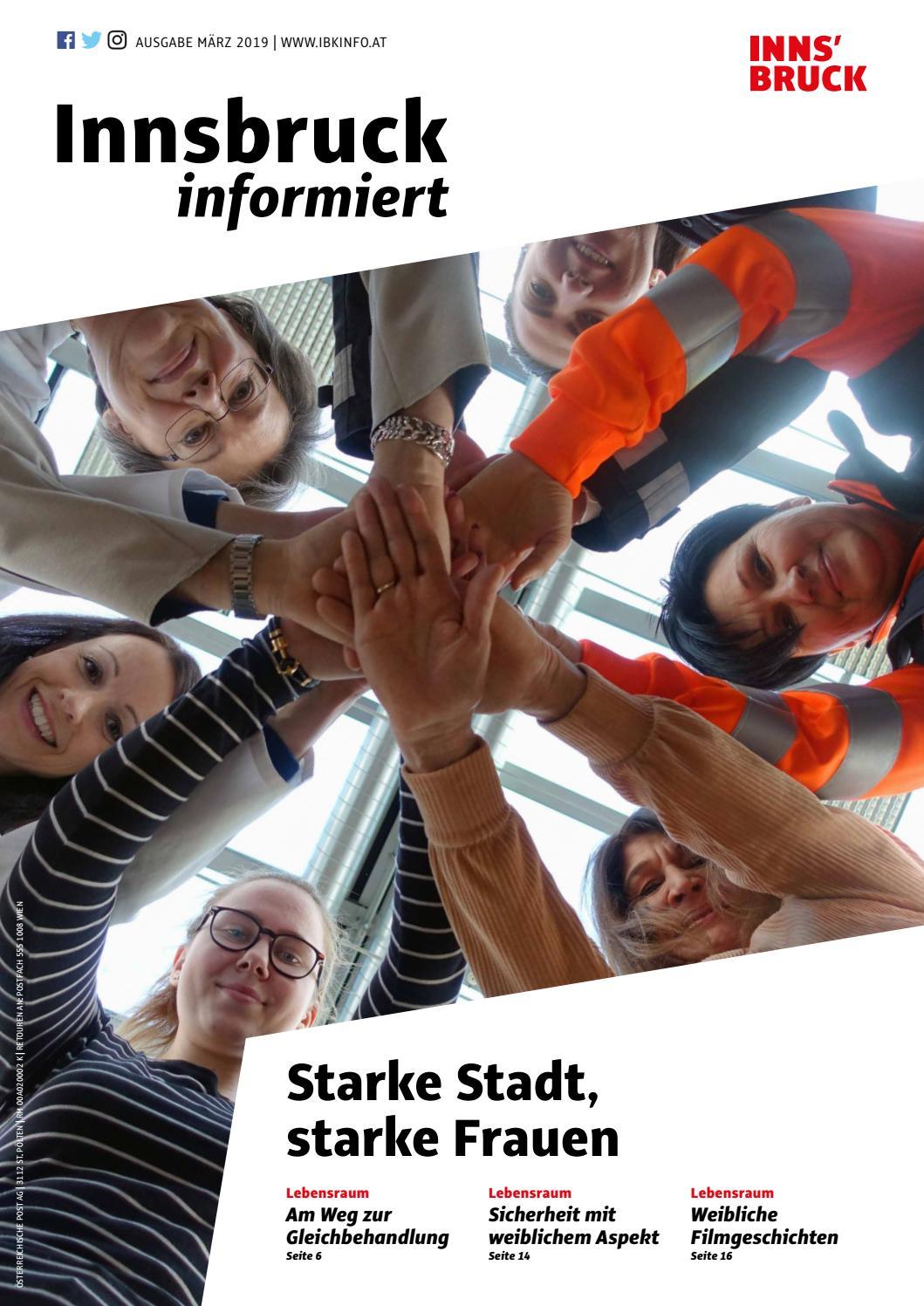 Chat in Innsbruck bei Innsbruck-Stadt und Chat Bekanntschaften