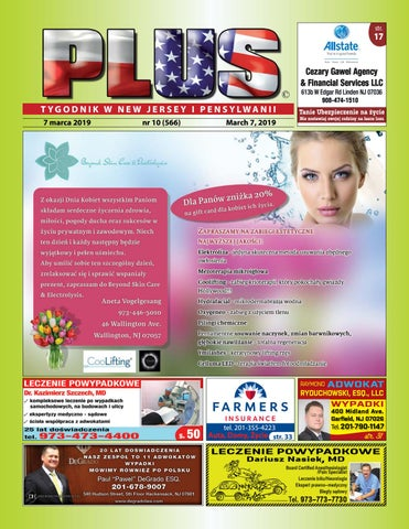 6ea29a7d358ee4 Najnowszy numer tygodnika PLUS w New Jersey. by PLUS Media Group - issuu