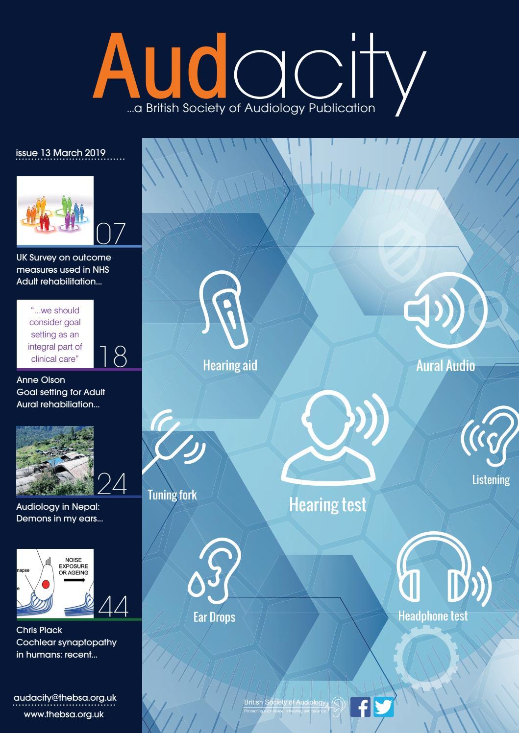 Audacity Issue 13 by Audacity magazine - issuu