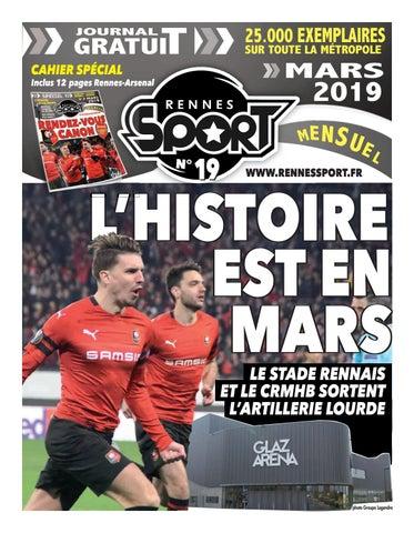 66ec343cba230 Rennes Sport n°19 by Marie Martel - issuu