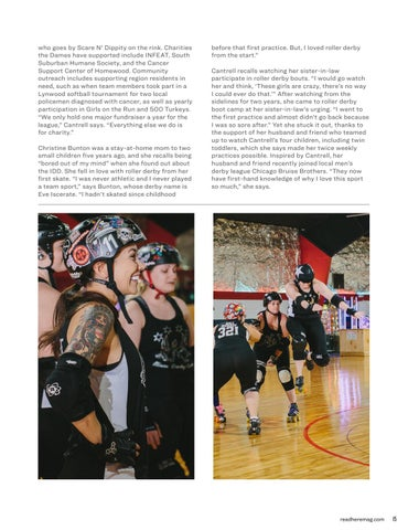 Page 15 of Derby Dames Dominate
