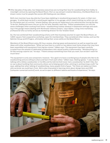 Page 23 of Welcoming Woodworkers