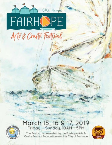67th Annual Fairhope Arts Grafts Festival By Gulf Coast