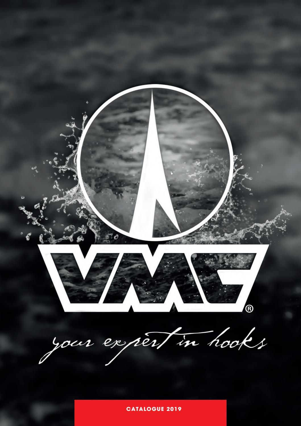 pochette de 10 hameçons VMC universel  N°18  forgé droit toutes pêches