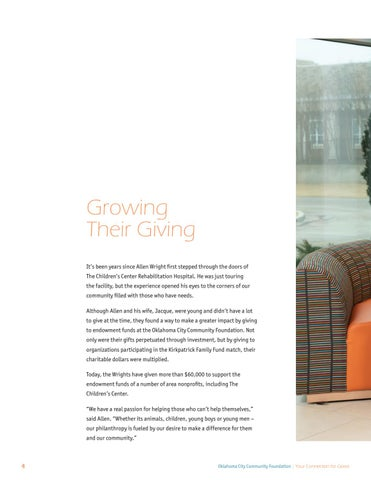 Page 4 of Growing Their Giving