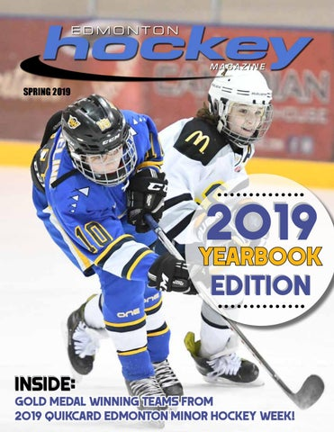 7eeec077568 Hockey Edmonton Magazine Spring 2019 by Suggitt Publishers - issuu
