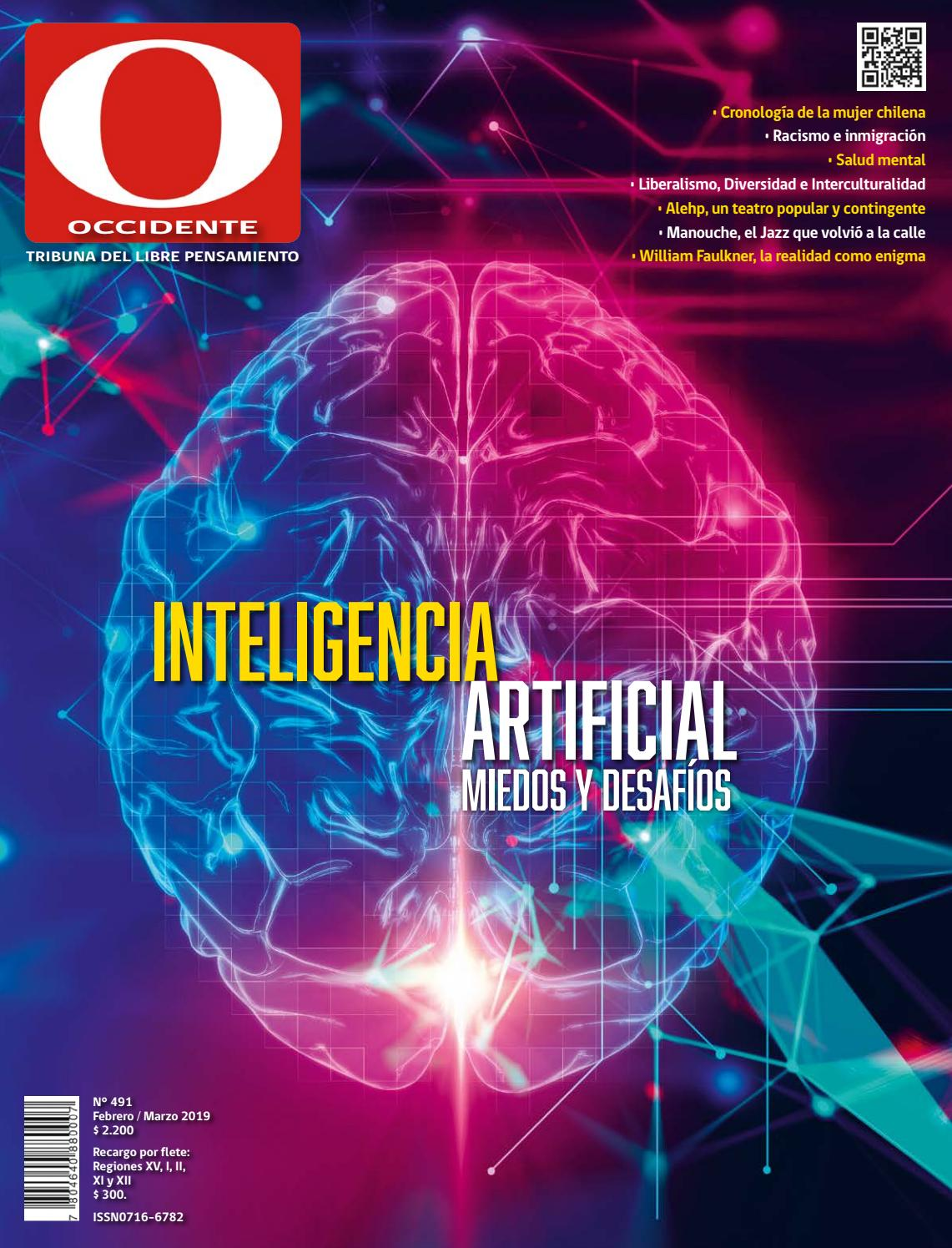 Revista Occidente N° 491 | Febrero/Marzo 2019 by Gran Logia de Chile - issuu