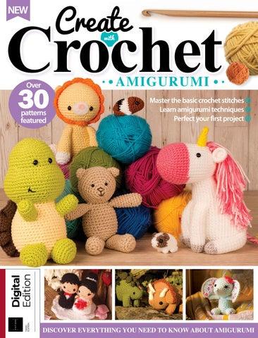 Little Bigfoot Elephant: Free Amigurumi Crochet Pattern - YouTube | 419x320