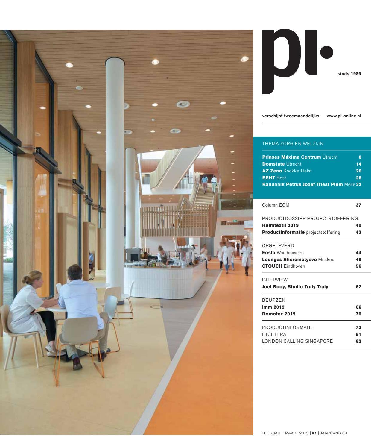 Kate Interieur Design Impressies.Pi 1 2019 By Bduvakmedia Issuu
