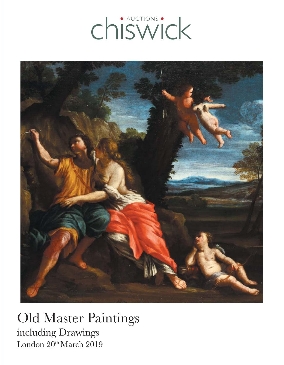 Chiswick-Auctions-Old Master-Paintings-March-2019 by Chiswick