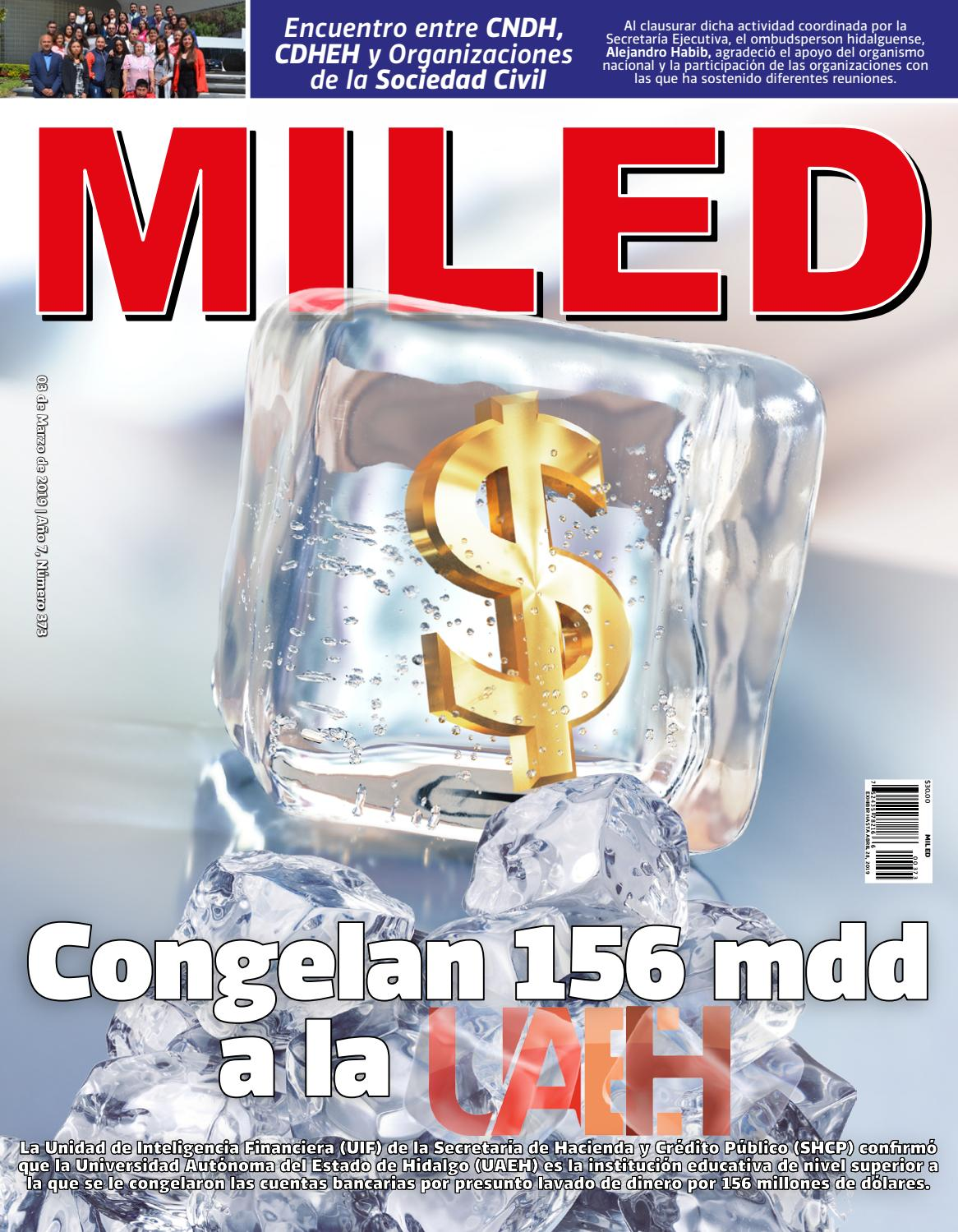 Revista Miled 03 03 2019 By Miled Revista Issuu