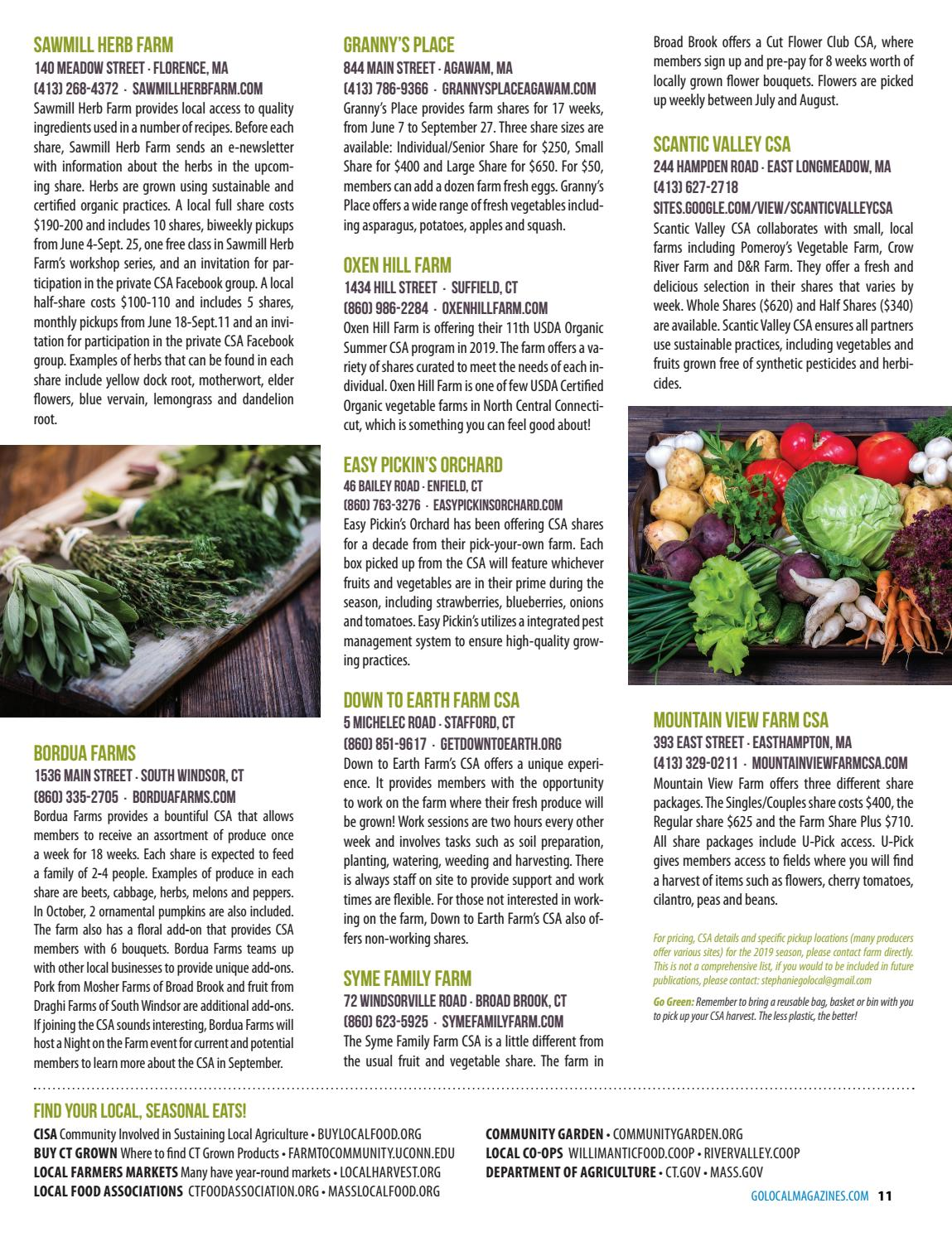 Growing Up On Easy Street Has Its Own >> Go Local March 2019 By Go Local Magazine Issuu