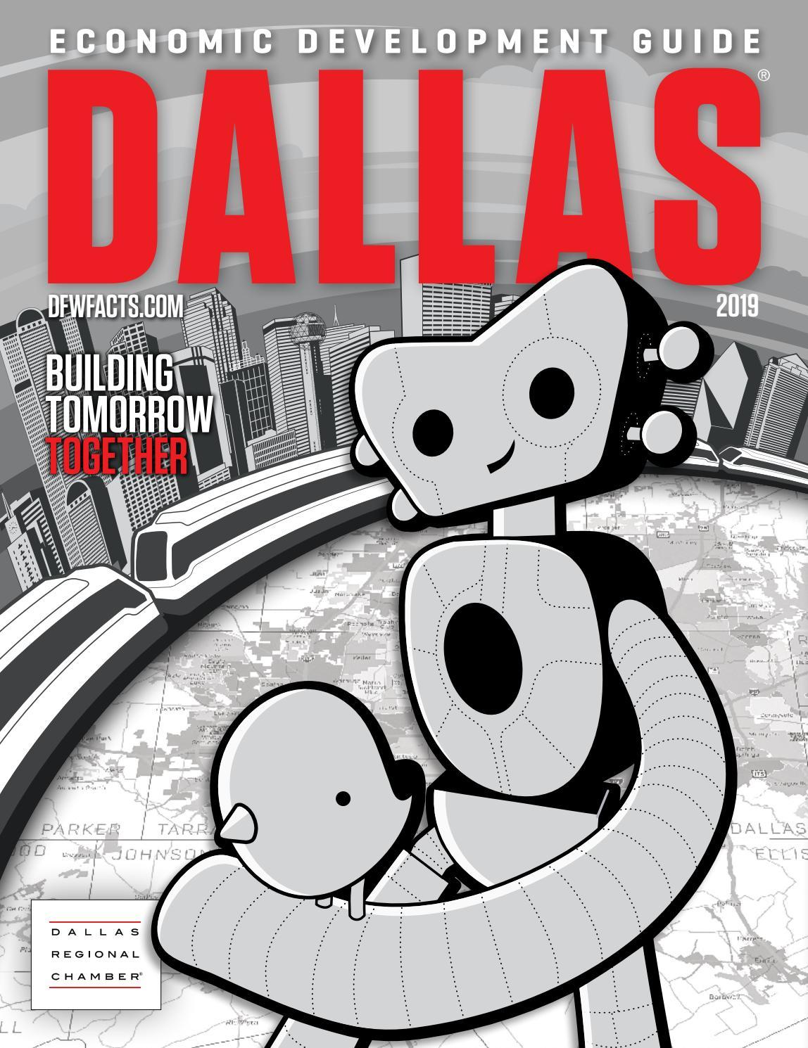 1525de35da Dallas Economic Development Guide - 2019 by Dallas Regional Chamber  Publications - issuu
