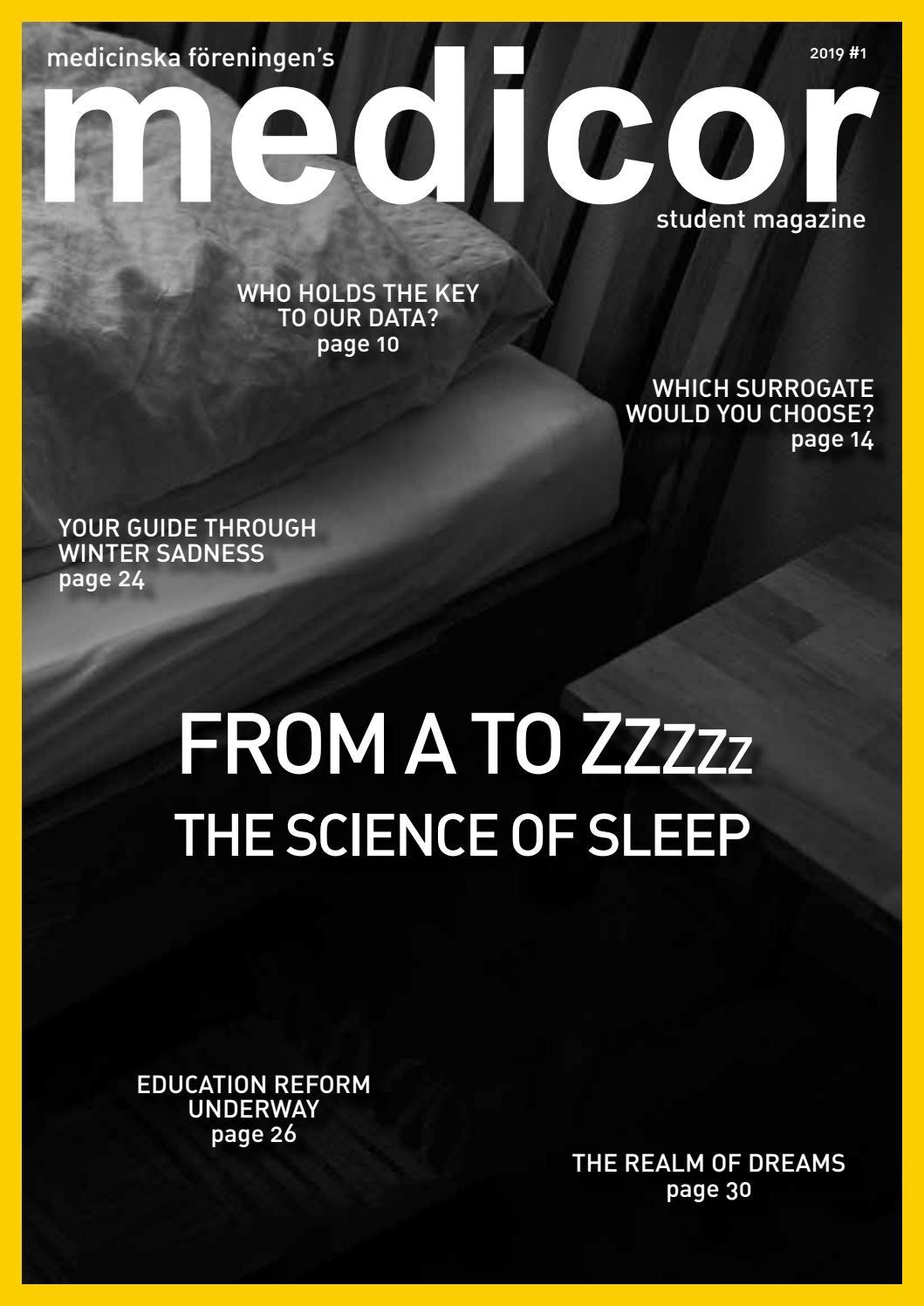 Medicor 2019 #1 by Medicor MF Magazine - issuu