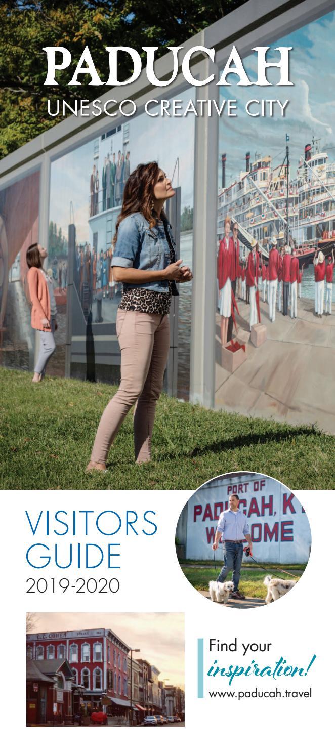 Dogwood Arts Festival 2020.Paducah Visitors Guide 2019 2020 By Paducah Creative City