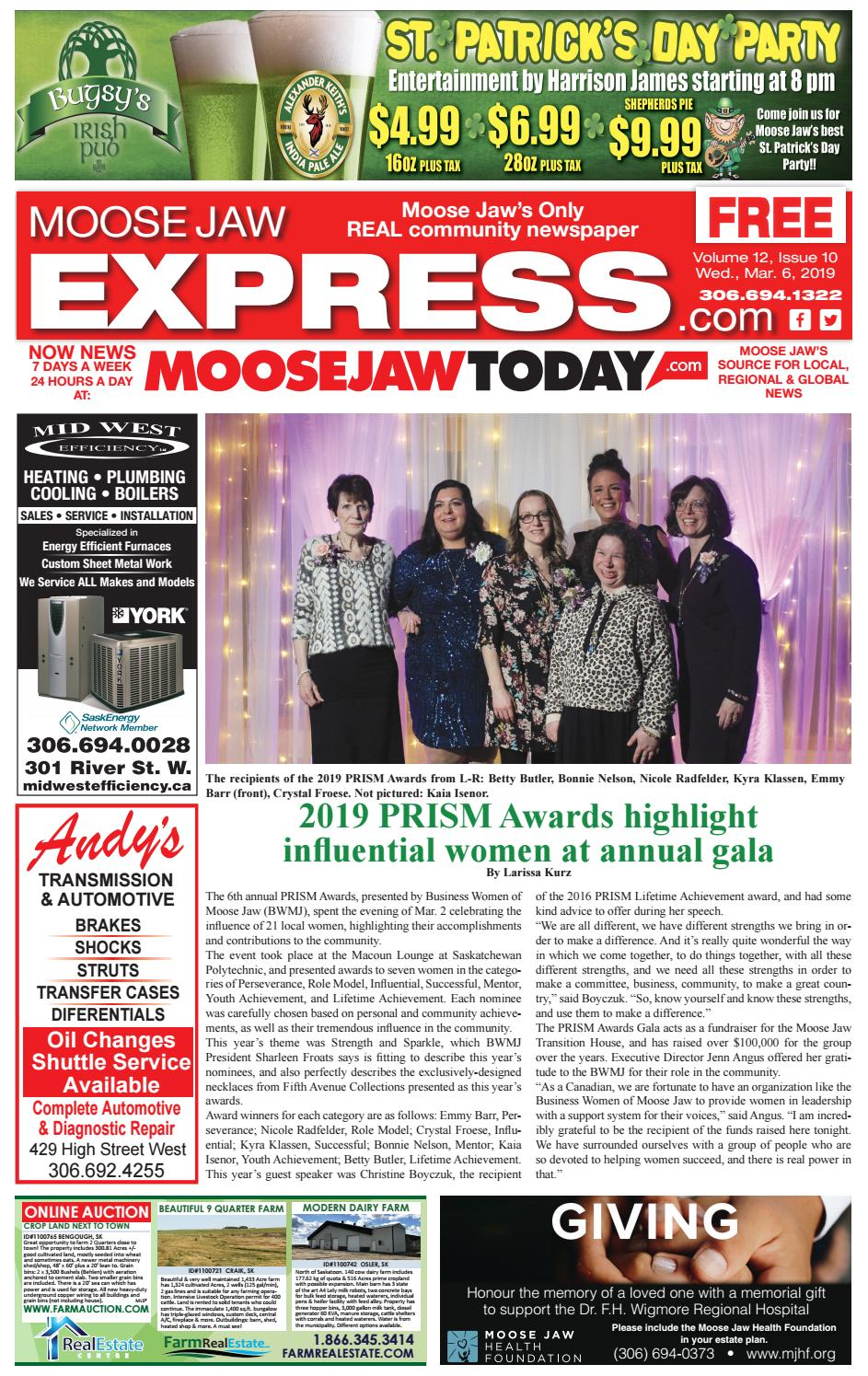 Pleasing Moose Jaw Express March 6Th 2019 By Moose Jaw Express Issuu Short Links Chair Design For Home Short Linksinfo