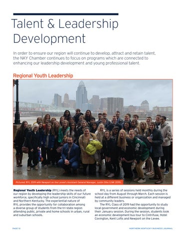 Page 12 of Talent & Leadership Development