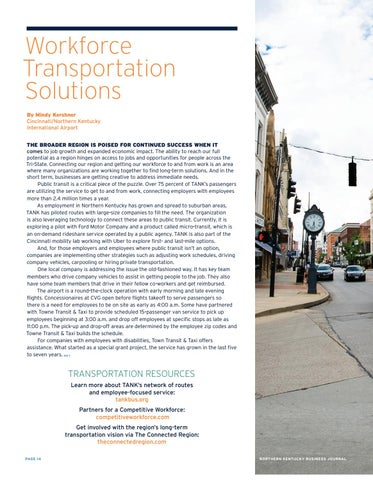 Page 14 of Workforce Transportation Solutions