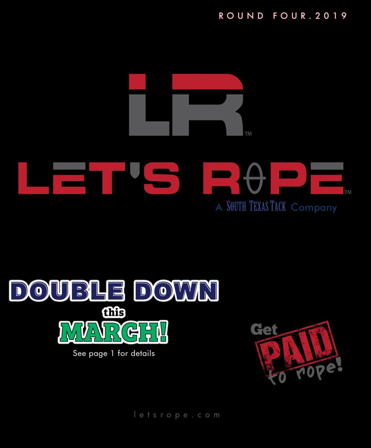 d45788703cb Let's Rope - Round 4 - Spring 2019 by southtexastack - issuu