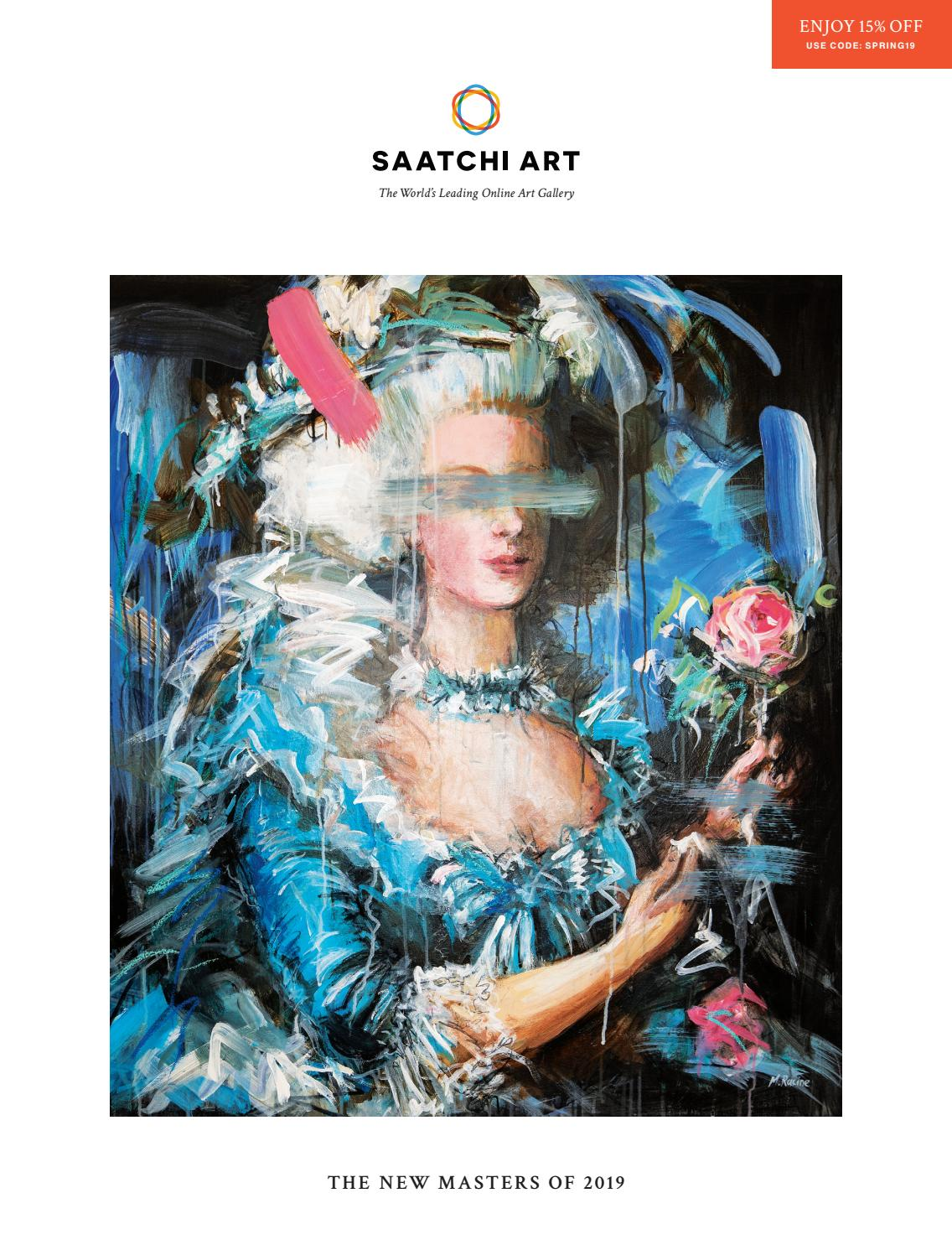 Amelia Racine Nude saatchi art early spring 2019 catalogsaatchi art - issuu