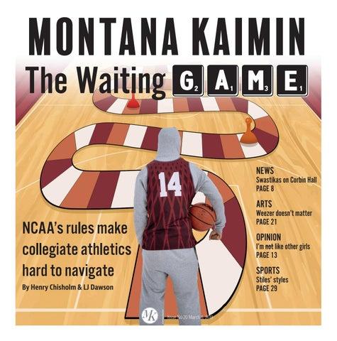 fcacb095c99 Montana Kaimin March 6 Issue No. 20 by Montana Kaimin - issuu