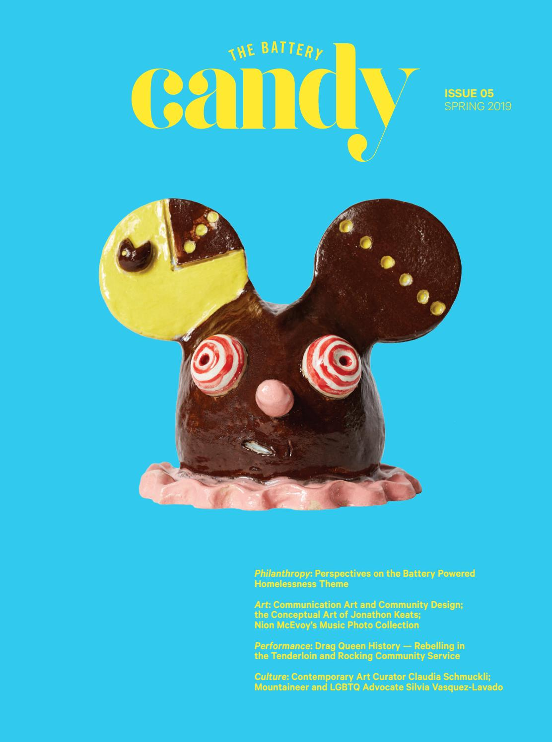The Battery Candy Issue 5 by The Battery Candy - issuu