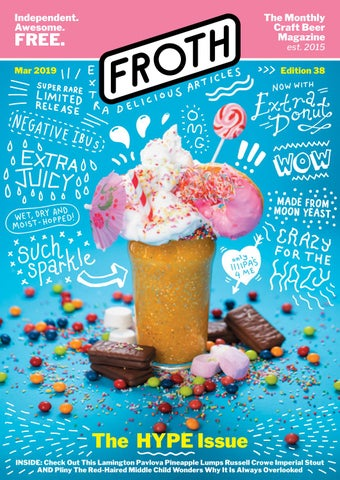 Froth Magazine Issue 38 By Froth Issuu
