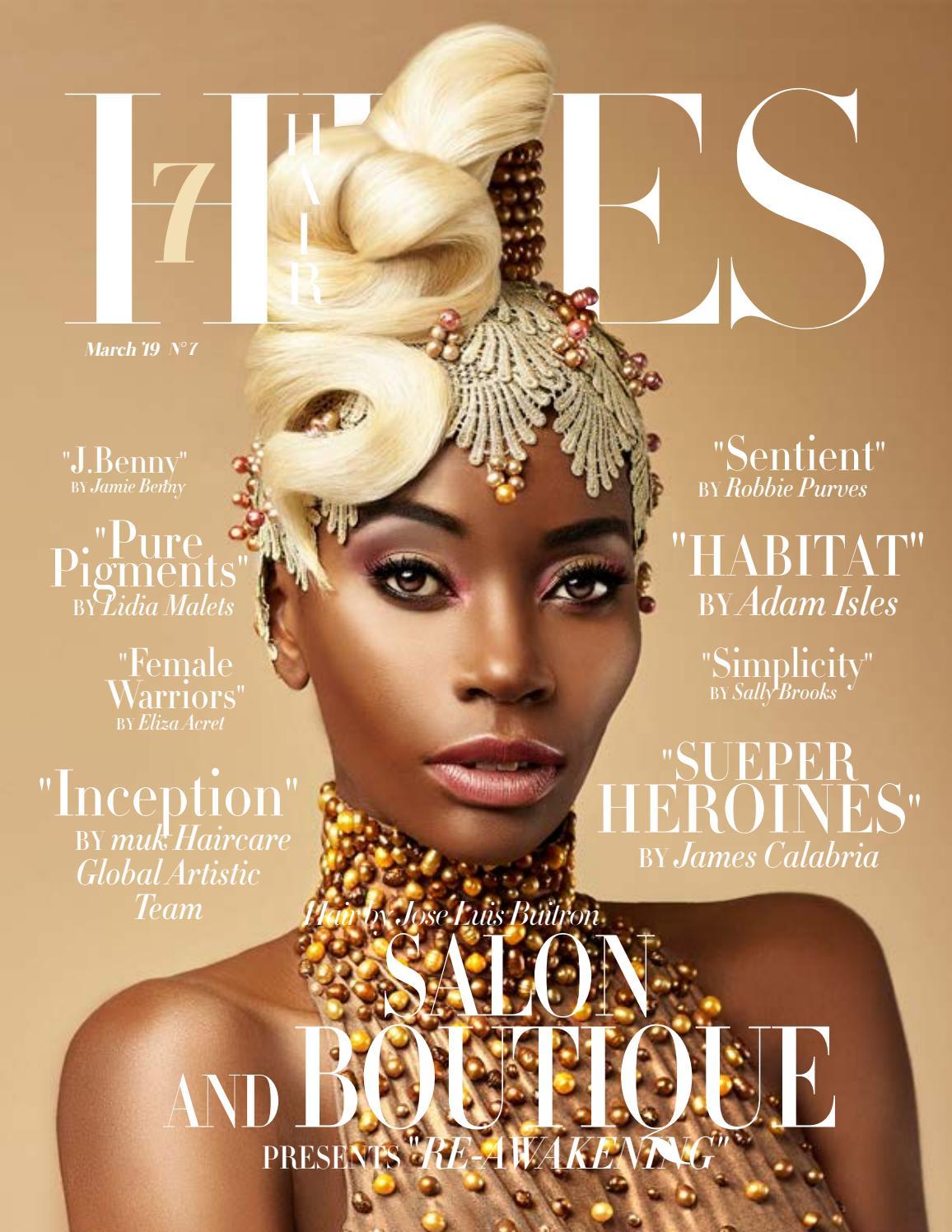 7hues Hair N 7 March 2019 By 7hues Magazine Issuu
