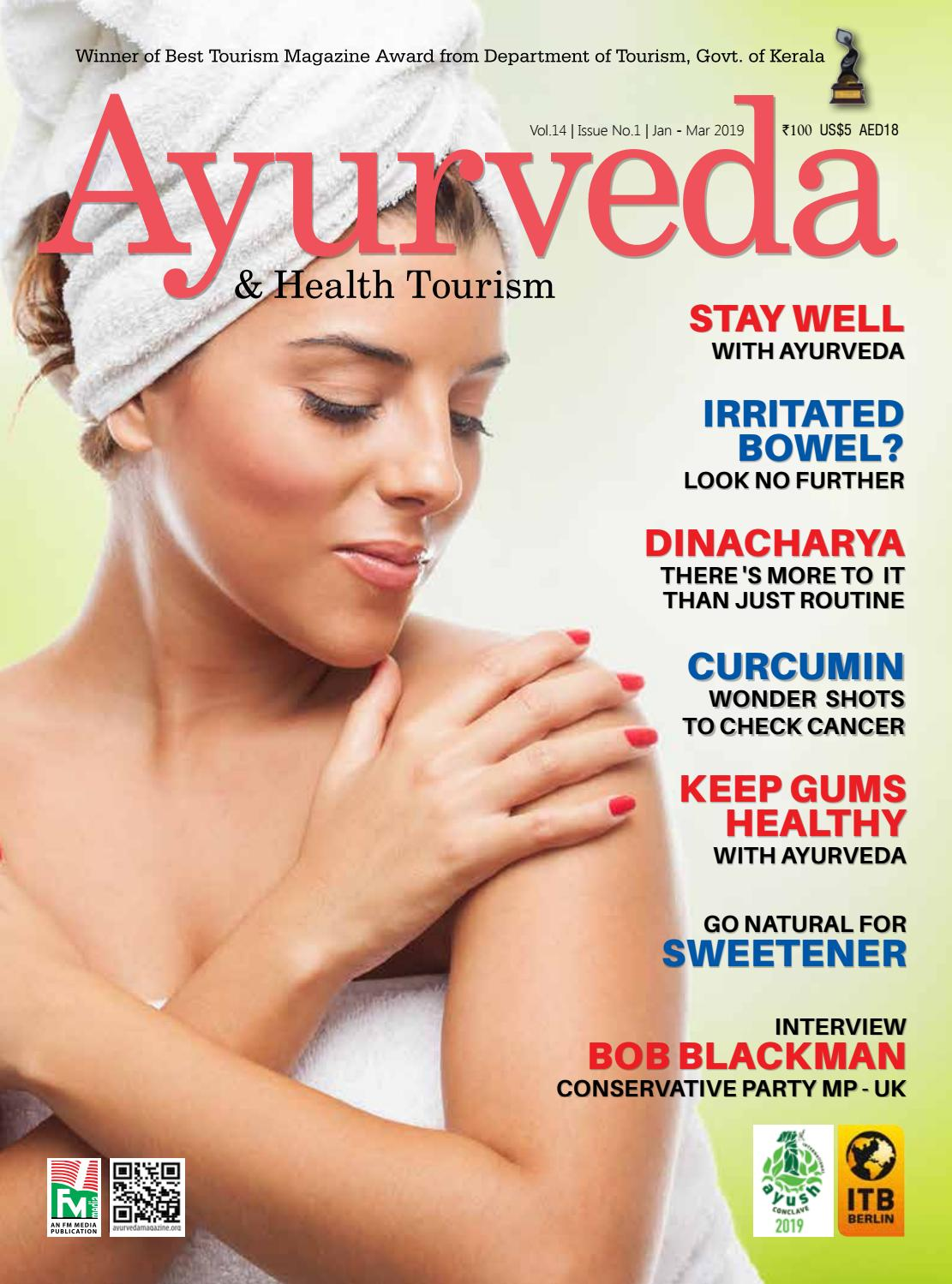 Ayurveda Vol 14 Issue 1 Low Res by Ayurveda & Health Tourism