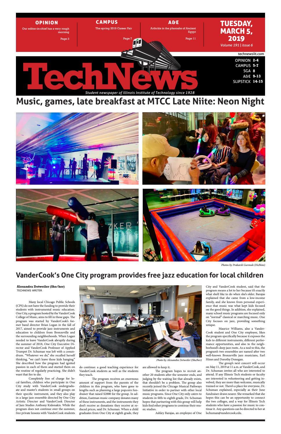 Volume 191 Issue 6 by TechNews - issuu