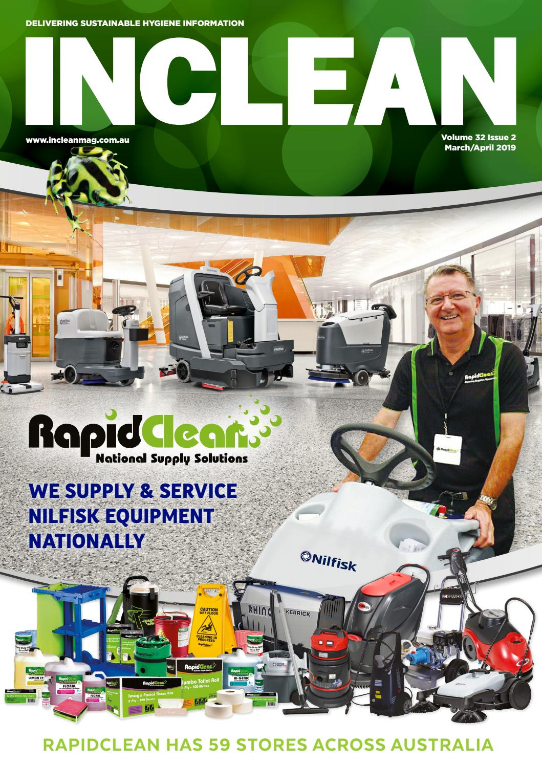 INCLEAN March-April 2019 by The Intermedia Group - issuu