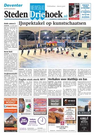 8abdbd5847a238 Nieuwsblad Stedendriehoek Deventer wk10-2019 by Uitgeverij ...