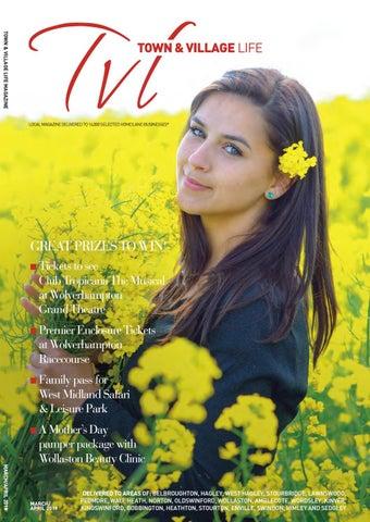 51c6b3b91c8 Wolverhampton West Magazine - March 2019 by Jonathon - issuu
