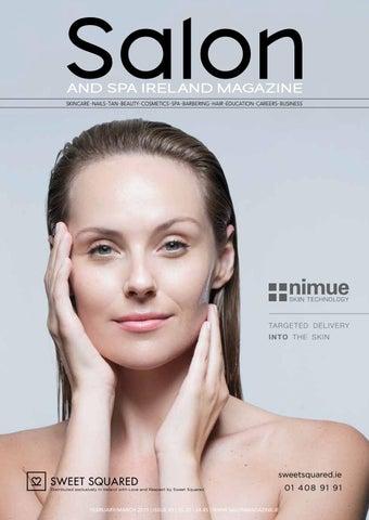 f408f74ea9c Salon and Spa Ireland Magazine - MARCH 2019 by Salon & Spa Ireland ...