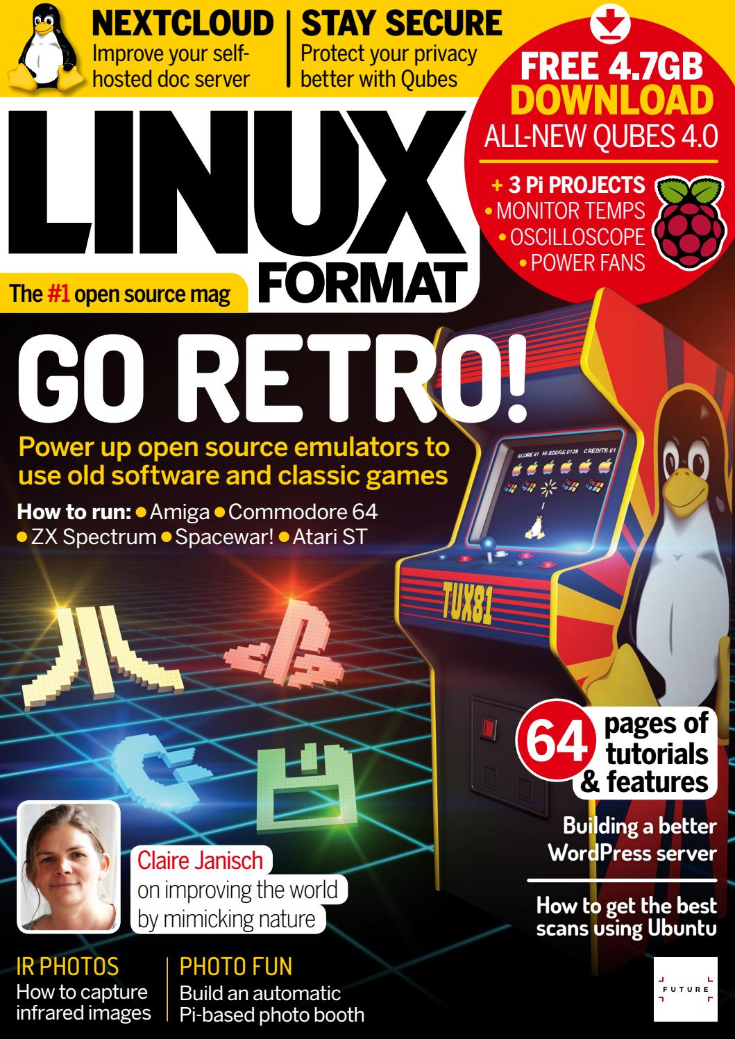 Linux Format 248 (Sampler) by Future PLC - issuu