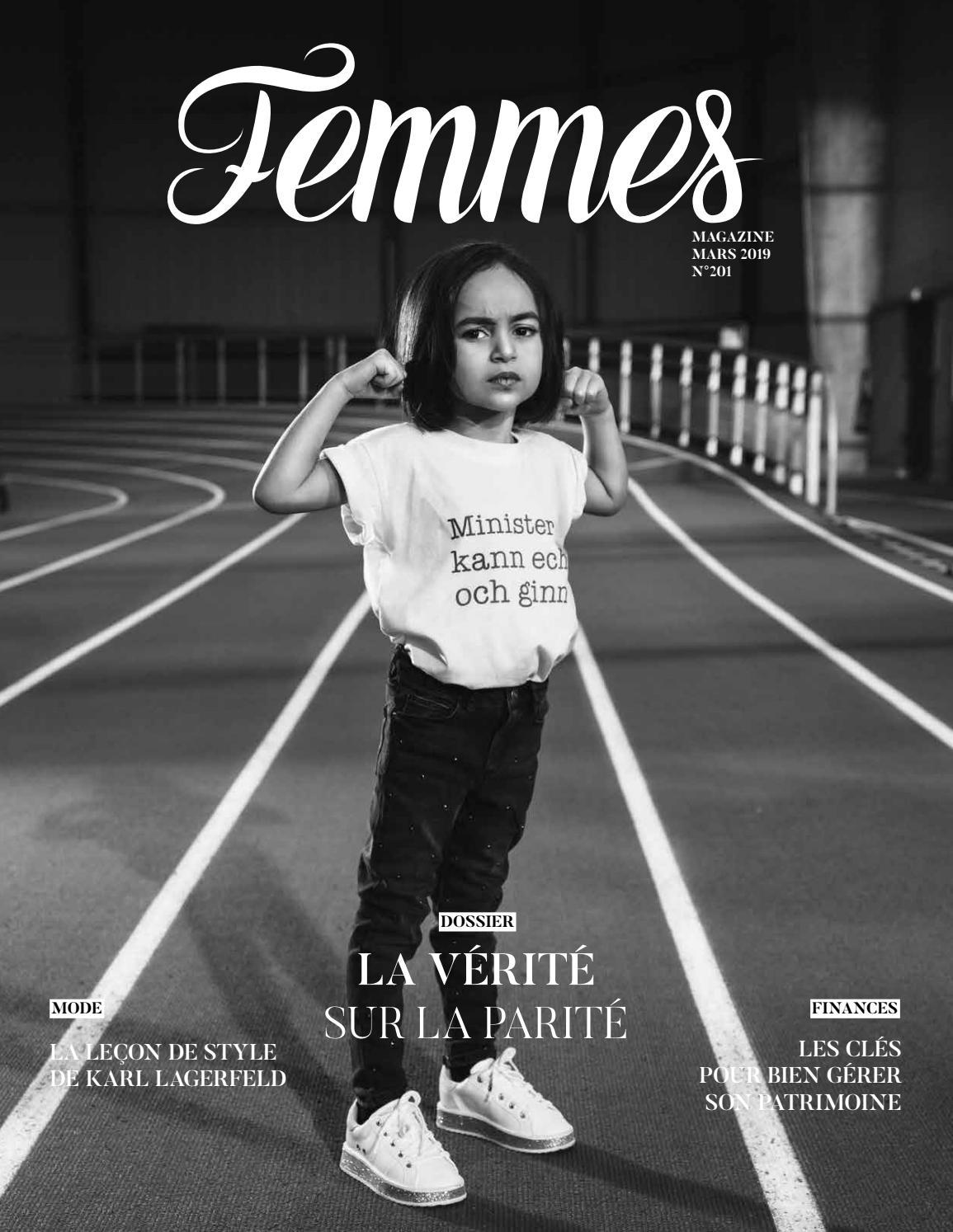 21f844245d713 Femmes magazine 201 by alinea communication - issuu