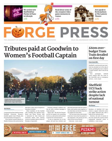 Forge Press #126 by Forge Press - issuu