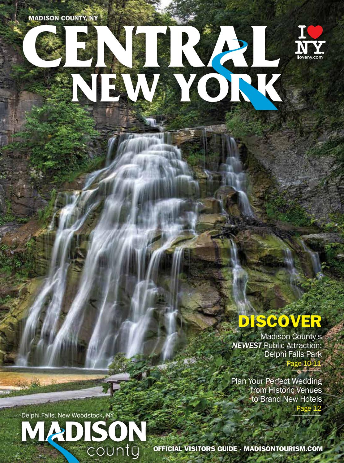 2019 Madison County Visitors Guide By Madison County Central New York Issuu