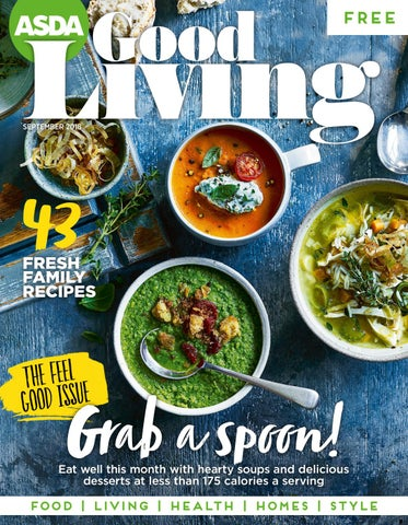 Asda Good Living Magazine September 2018 By Asda Issuu