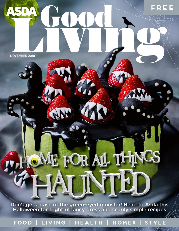 Asda Good Living Magazine November 2018 By Asda Issuu