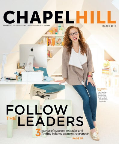 7d8076d77078 Chapel Hill Magazine March 2019 by Shannon Media - issuu