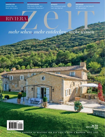 Riviera Zeit - März/April 2019 by Riviera Press - issuu