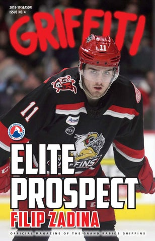 5f1fa116cc1 2018-19 Griffiti - Issue  4 by Grand Rapids Griffins - issuu