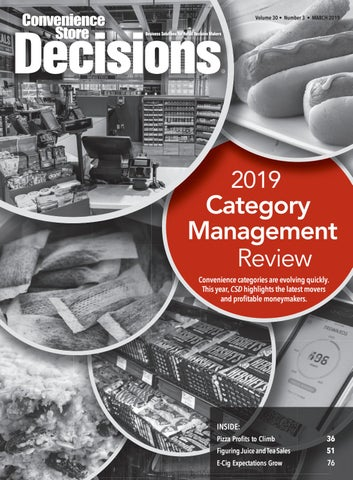 Convenience Store Decisions March 2019 by WTWH Media LLC - issuu