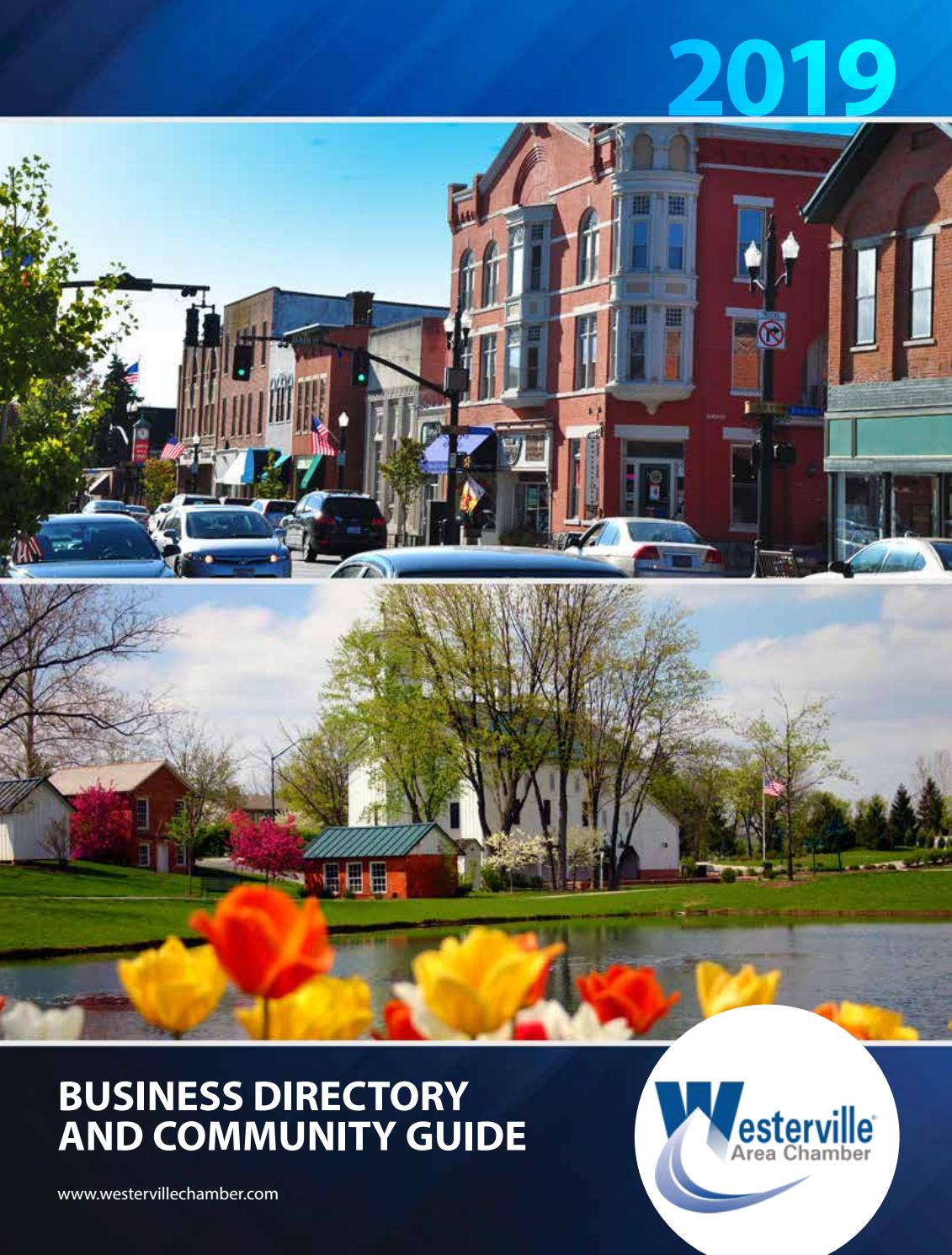 2019 Westerville Area Chamber of Commerce Business Directory