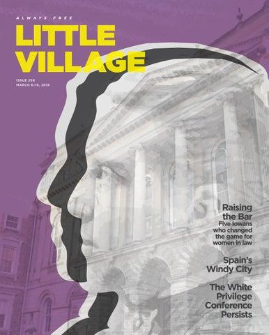 Little Village issue 259 - Mar  6-19, 2019