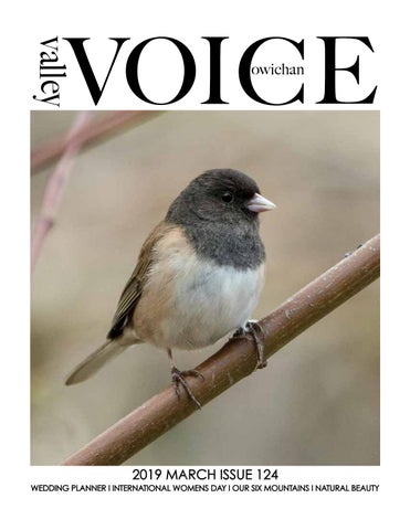 March 2019 Issue 124 by Cowichan Valley Voice - issuu
