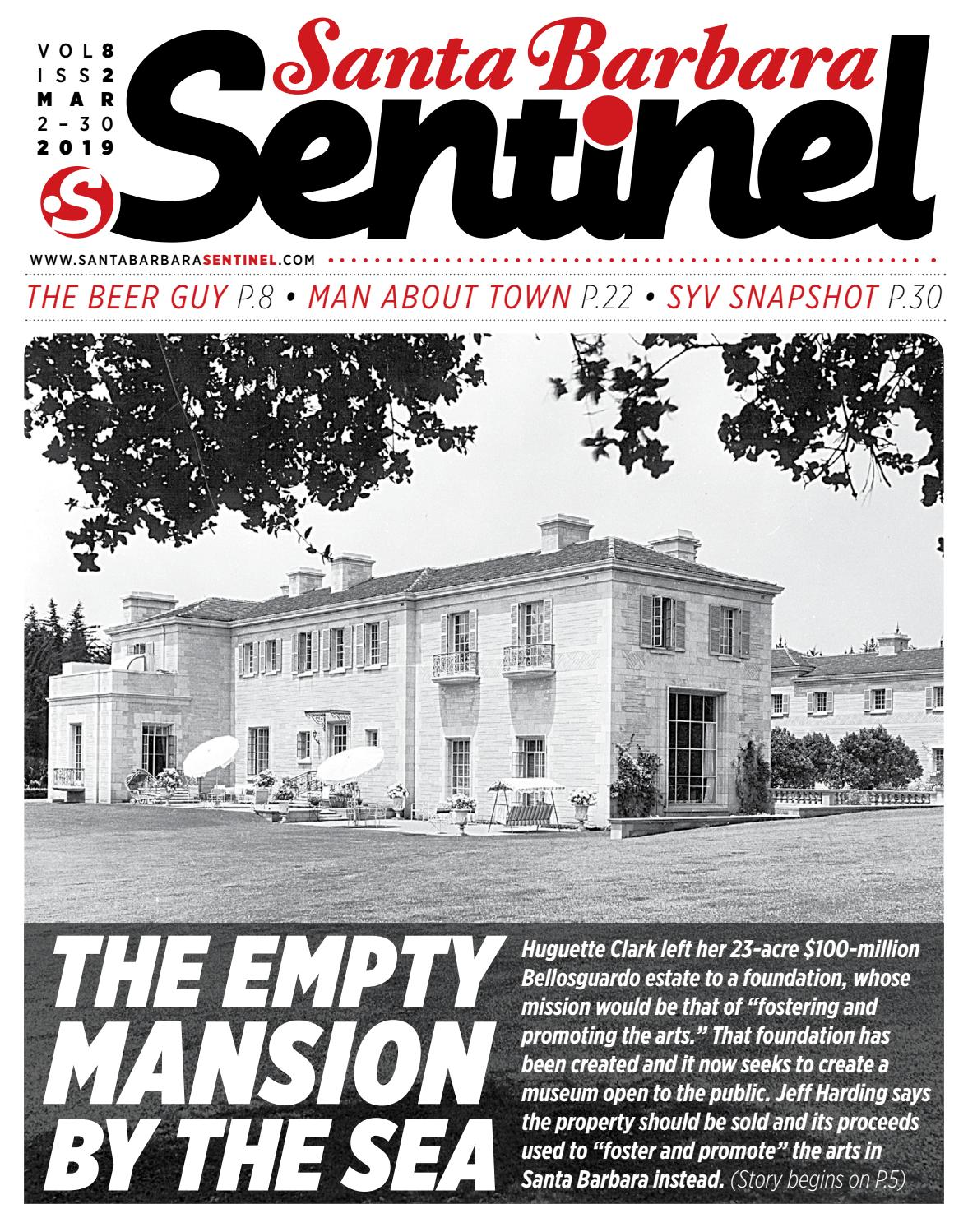 The Empty Mansion by the Sea by Montecito Journal - issuu