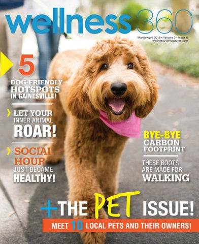 Wellness360 March/April 2019 by Irving Publications, LLC - issuu