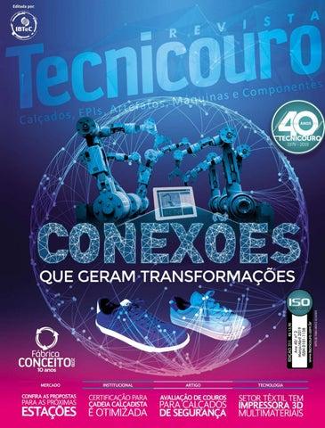 11bb158eb0 Revista Tecnicouro - Edição nº 311 completa by Marcela Chaves da ...